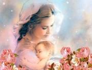 Совместная молитва о детях на могиле Матронушки-босоножки